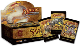 Magic The Gathering(MTG) Saviors of Kamigawa Booster Box