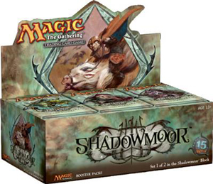 Magic The Gathering(MTG) Shadowmoor Booster Box