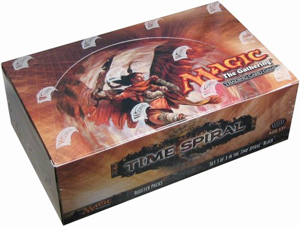 Magic The Gathering(MTG) Time Spiral Booster Box