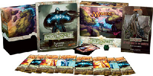 Magic The Gathering(MTG) WorldWake Fat Pack