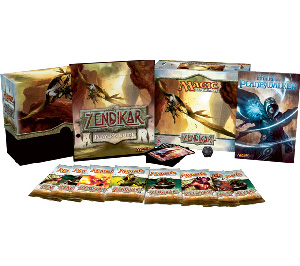 Magic The Gathering(MTG) Zendikar Fat Pack