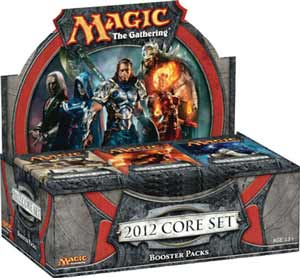 Magic The Gathering(MTG) M12 Core Set Booster Box