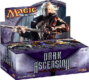 Magic The Gathering(MTG) Dark Ascension Booster Box SEALED