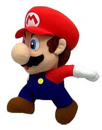 6-Inch Mario Plush