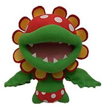 6-Inch Nintendo Piranha Pete Plush