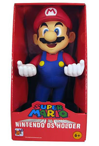 Super Mario 12-Inch Nintendo DS Holder Statue