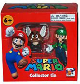 Nintendo Tin - Luigi and Paragoomba