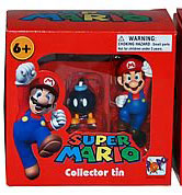 Nintendo Tin - Mario and Bob-omb