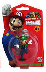 4-Inch PVC Vinyl Luigi Version 2