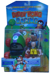 Diddy Kong Racing - Banjo with Motorized Plane Racer