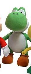 6-Inch Nintendo Yoshi Plush