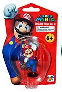 4-Inch Super Mario PVC - Mario