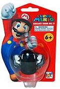 4-Inch Super Mario PVC - Bullet Bill