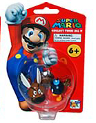 4-Inch Super Mario PVC - Paragoomba and Bob-omb