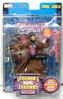 Marvel Legends X-Men Gambit Foil Edition