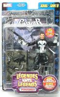 Marvel Legends Punisher Foil Edition