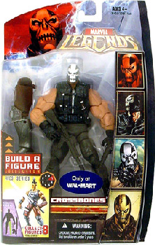 Hasbro Marvel Legends Ares - Crossbones