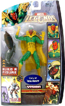 Hasbro Marvel Legends Ares - Vision