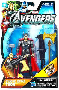 Marvel The Avengers - 3.75-Inch Sword Spike Thor