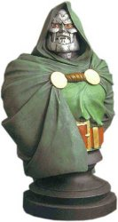 Marvel Icons Dr Doom - Mini Bust