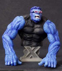 Ultimate Beast - Mini Bust