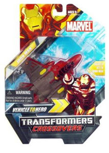 Marvel Transformers Crossovers - Iron Man