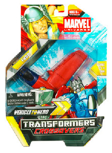 Marvel Transformers Crossovers - Thor