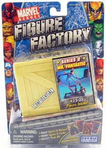 Mr. Fantastic Figure Factory