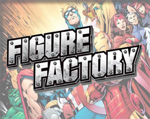 Figure Factory Cards Series 1: Human Torch - 45