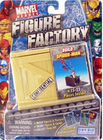 Spider-Man Figure Factory