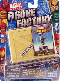 Doc Ock Figure Factory