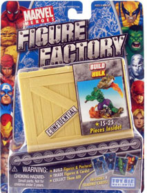 Hulk Figure Factory