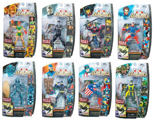 Hasbro Marvel Legends Series 3 Set of 8