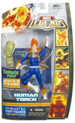 Hasbro Marvel Legends - Human Torch