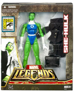 Marvel Legends - She-Hulk Deluxe SDCC
