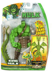 Hasbro Marvel Legends Hulk - King Hulk