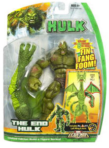 Hasbro Marvel Legends Hulk Series - The End Hulk