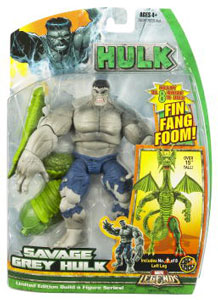 Hasbro Marvel Legends Hulk - Savage Grey Hulk