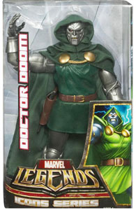Marvel Legends Icons - Dr Doom