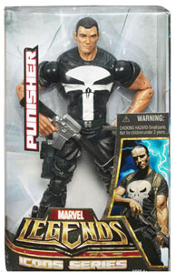 Marvel Legends Icons - The Punisher