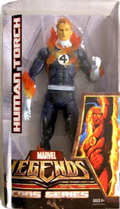 Marvel Legends Icons - Human Torch