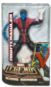 Marvel Legends Icons - Nightcrawler