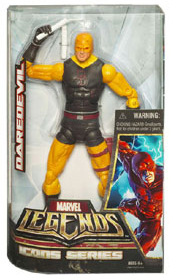 Marvel Heroes Legends - Yellow Daredevil Variant