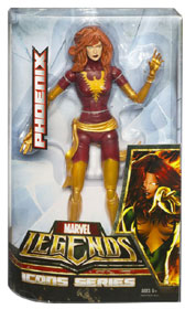 Marvel Legends Icons - Dark Phoenix Variant