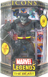 Marvel Legends Icons - Beast
