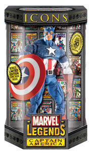 Marvel Legends Icons - Captain America