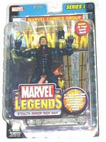 Marvel Legends Stealth Blue Iron Man Variant