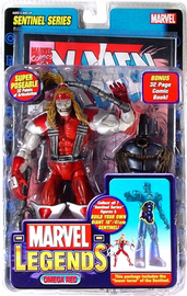 Sentinel Series - Omega Red