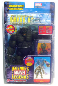 Marvel Legends: Abomination
