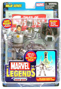 Marvel Legends - Mojo Series - 1st Appearance Iron Man